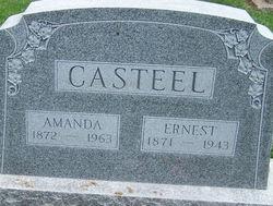 Amanda A. <i>Hale</i> Casteel