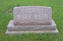 Edward John Isaacson