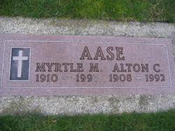 Myrtle M. Aase