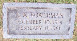 J. W. Bowerman