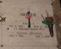 Glenna <i>Jennings</i> Arthur