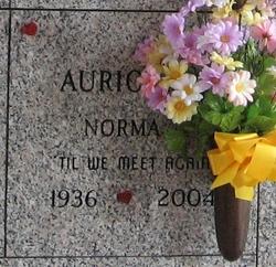 Norma Auricchio