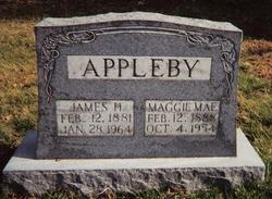 Maggie Mae <i>Higginbotham</i> Appleby