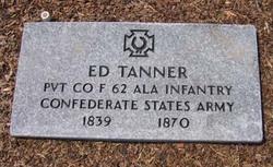 Pvt Ed Tanner