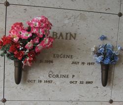 Corine P Bain