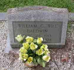 William G Bill Baldwin