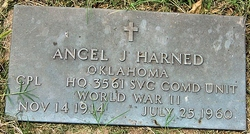 Ancel J Harned