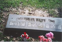 Mazy Dean <i>Goodwin</i> Burkhart