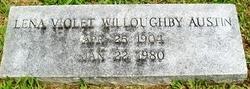Lena Violet <i>Willoughby</i> Austin