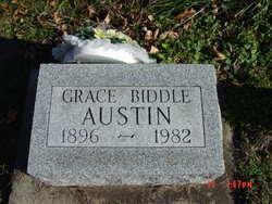 Grace <i>Biddle</i> Austin