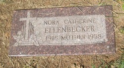 Nora Catherine <i>George</i> Ellenbecker