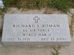 Richard L. Dick Boman