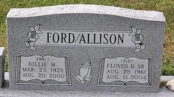 Floyed D Allison, Sr