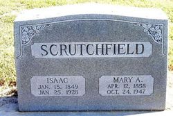 Mary Ann <i>McMullin</i> Scrutchfield