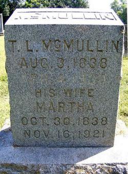 Martha <i>Bailey</i> McMullin