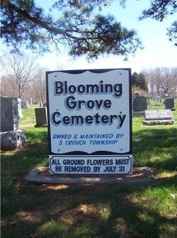 Blooming Grove Cemetery