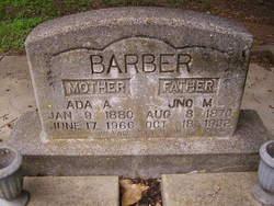 Ada Alice <i>Black</i> Barber