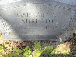 Garhart C. Ahrendt