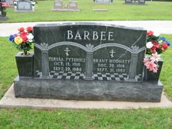 Brant Hodnett Barbee
