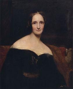 Mary <i>Godwin</i> Shelley