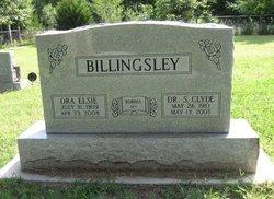 Ora Elsie <i>Burwell</i> Billingsley