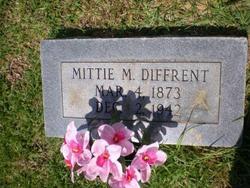 Mittie M Different