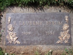 Ethel Laverne <i>Tilton</i> Byrum