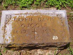 Carrie Willow <i>Davis</i> O'Toole