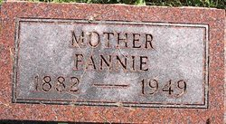 Fannie Crowley