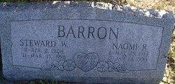 Steward W Barron