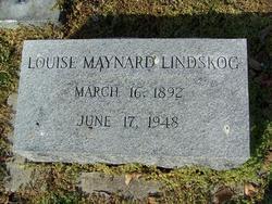 Louise <i>Maynard</i> Lindskog