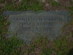 Charles E Blackwell