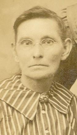Margaret Frances <i>Hammonds</i> Watson