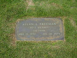 SMN Allan L Freeman