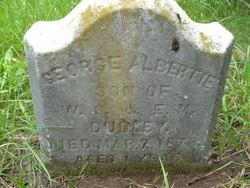 George Albertie Dudley