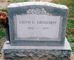Edith C. Orndorff