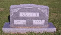 Ione Frances <i>Cheatum</i> Allen