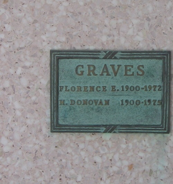 Lady Florence e Graves