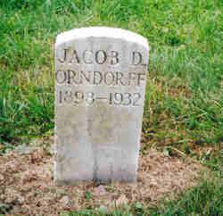 Jacob Daniel Orndorff