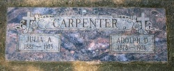 Adolph D. Carpenter