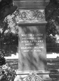 Matthew Crow