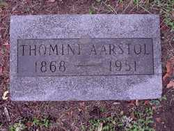 Thomine C <i>Torkelson</i> Aarstol