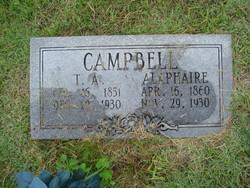 Thomas Alexander Campbell