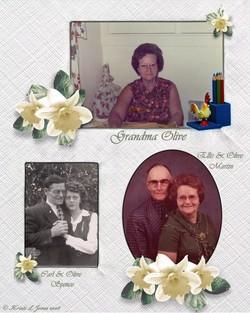 Olive Ellinor <i>Andahl</i> Martin