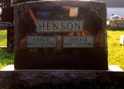 Eliza Arybella <i>Atwood</i> Henson