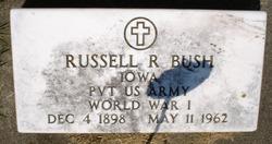Russell Reuben Bush