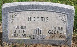 Viola <i>Madison</i> Adams