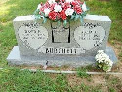 David Edward Burchett
