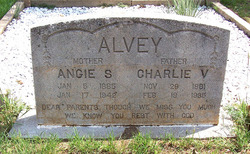 Angie S. <i>Keller</i> Alvey