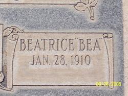 Beatrice A. Bea <i>Rossi</i> Rambo
